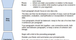 Writing a Research Essay: Steps and Concepts